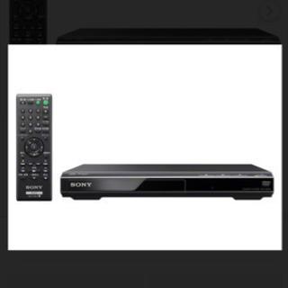 ソニー DVDプレーヤー DVP-SR20 未使用品 リサイクル...