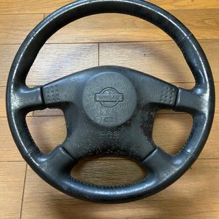 【ネット決済】スカイライン GTS-R33 純正ハンドル