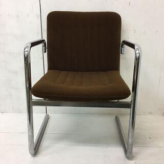 ①椅子 ブラウン 家具 インテリア