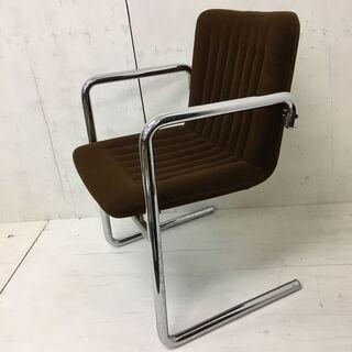 ②椅子 ブラウン 家具 インテリア