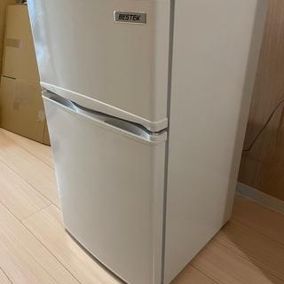 【ネット決済】冷蔵庫 一人暮らし 85リットル 白