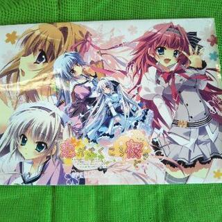 「恋がさくころ桜どき」SPECIAL ART BOOK