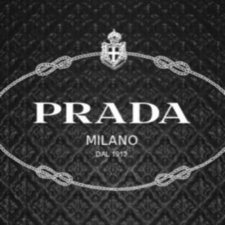 PRADA ハンドバッグ ❷黒 未使用です 値下げ 保存袋有り ...
