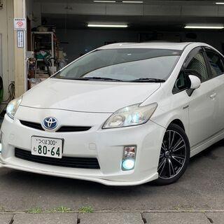 オートローンOK!総額500000円!トヨタ すプリウス S 車...