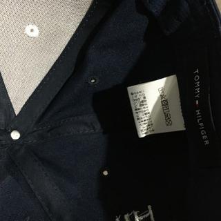 TOMMY キャップ 帽子 - 服/ファッション