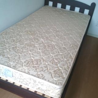 【シングルベッド】取りに来てくれる方限定