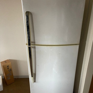 7/10〜7/20取りにこれる方。冷蔵庫