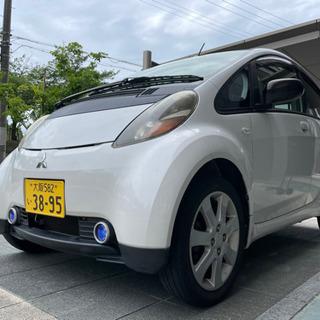 【ネット決済】美車 三菱アイ、G5ドア、ターボ付き平成18年式、...