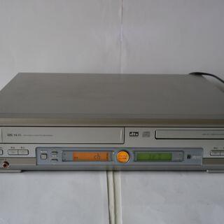 SHARP ビデオ一体型DVDプレーヤー DV-NC550