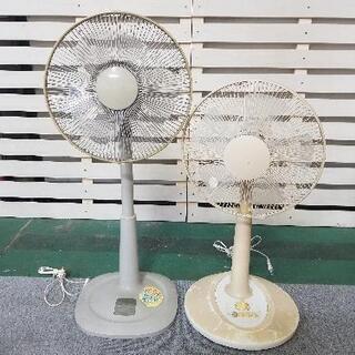 扇風機2台販売