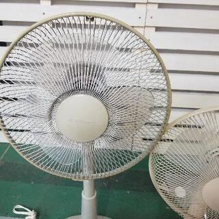 扇風機2台販売 - 下関市