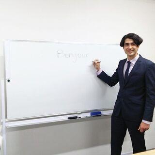 フランス語(フランス人講師・やさしい先生で初めての方も安心です。...