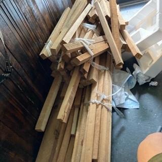 木材あげますの画像