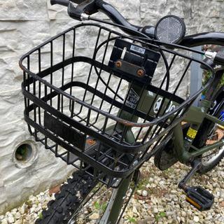 自転車 ジープ 18インチ