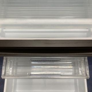【配送設置無料エリア拡大】直接引き取り大歓迎 ☆美品☆ パナソニック ノンフロン冷凍冷蔵庫 NR-F472XPV-X 470L 2017年製 - 家電