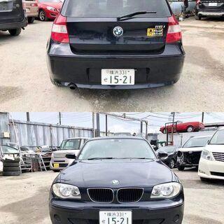 【車検2年付き コミ込み価格(乗り出し価格です!!)】BMW 1...