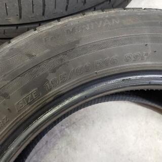 タイヤ 195/60R16 4本