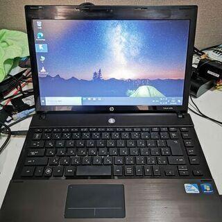 格安 「ハイスペック」HP Probook 4420S 2台目