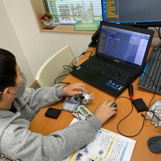 ロボットプログラミング無料体験!小学生対象