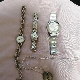 ☆只今出品自粛中ですアニエスベー腕時計プラスおまけ☆
