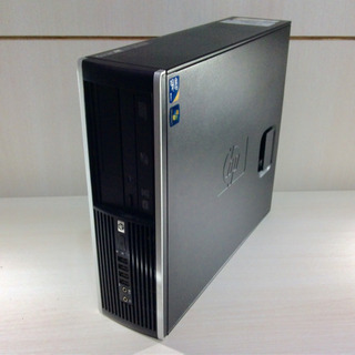 ●【処分大特価】HP 省スペースデスクトップPC ① Core2...