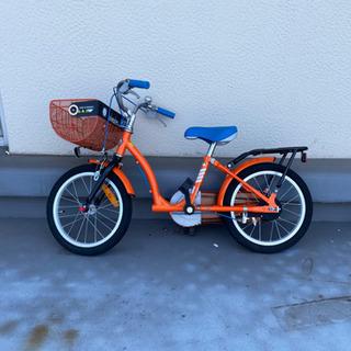 16インチ 子供 自転車 【PayPay支払い可】
