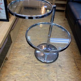 MJ210 ガラスサイドテーブル