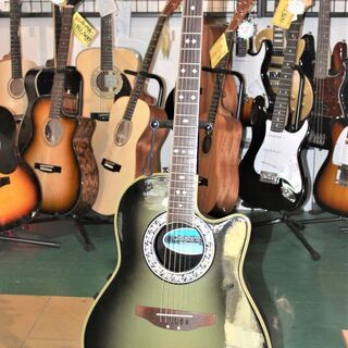USED Celebrity by Ovation エレアコ C...