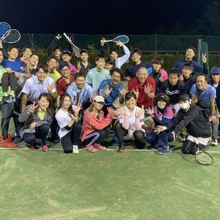ソフトテニス 19時~21時【HSC】ハヤソフトテニスサークル