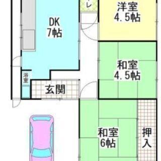 【紀ノ川駅】和洋室充実の3DK✨
