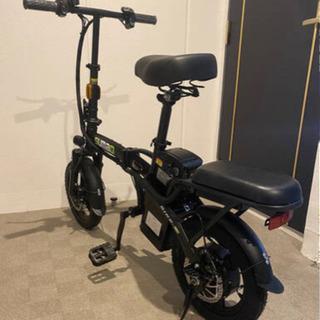 【ネット決済・配送可】電動自転車