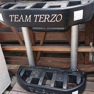 「付属品追加」ルーフ キャリア TEAM TERZO テルッツォ