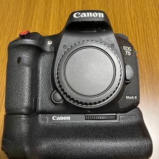 Canon EOS 7D Mark2ボディ&純正バッテリーグリップ