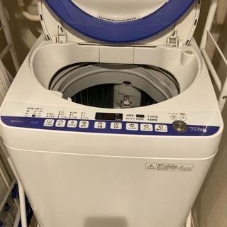 洗濯機、7L