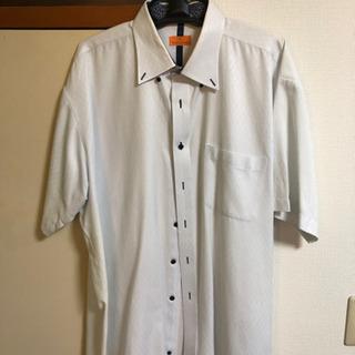 ワイシャツ 半袖 3L