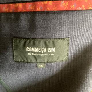 COMME CA ISM ジャケット