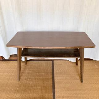 ウォールナット センターテーブル