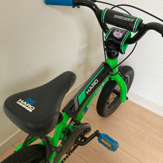 【ネット決済】子ども自転車 12インチ 室内保管