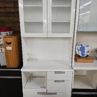 ニトリ NITORI キッチンボード 食器棚 レンジ台 レンジボード