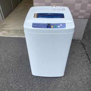 【ネット決済・配送可】洗濯機 4.2キロ