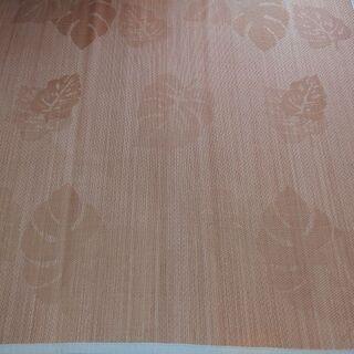 夏本番‼️藤のラグカーペット《1800×1800》☺️