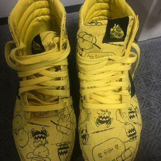 Peanuts X Vans スニーカー 2017購入