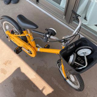 【ネット決済】☆値下げしました→4000☆無印良品 幼児用自転車