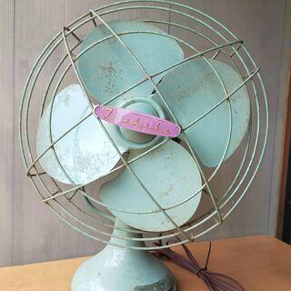 【値下げ】当時物!東京芝浦電気(東芝)古い扇風機 動作確認OK!