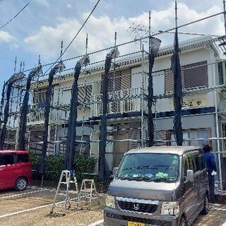 アパート・マンション・ビルの塗装防水