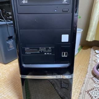 自作デスクトップPC オマケ付けます※最終値引きの画像