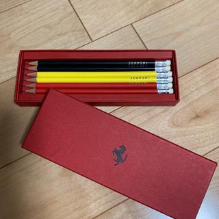 Ferrari鉛筆セット