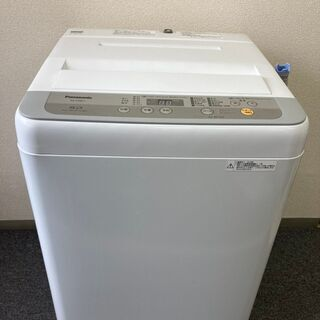 Panasonic 洗濯機 5kg 2018年製 CS071101 - 台東区
