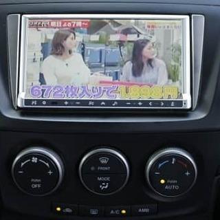 アウトレット車両入庫①ワンオーナー HDDナビ ワンセグTV D...
