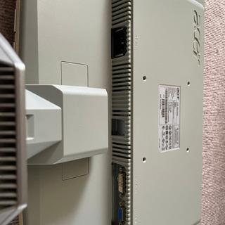 acer 23インチモニター 最終値下げ - パソコン